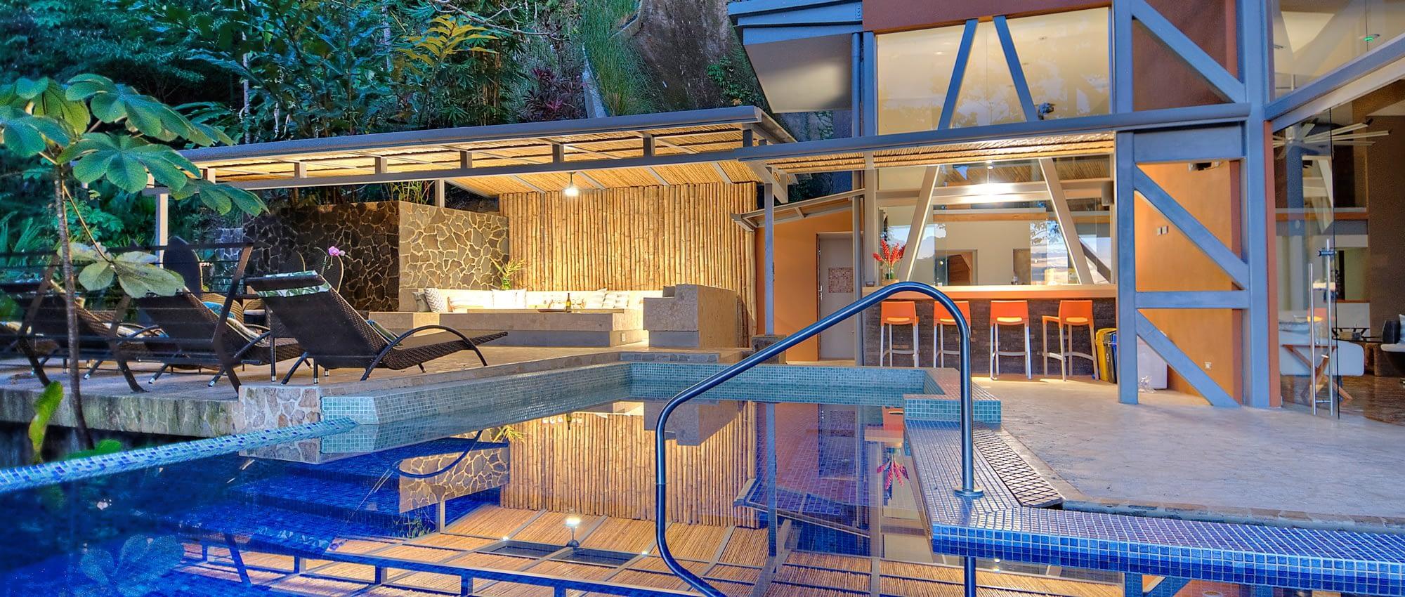 villa punto de vista luxury amenities