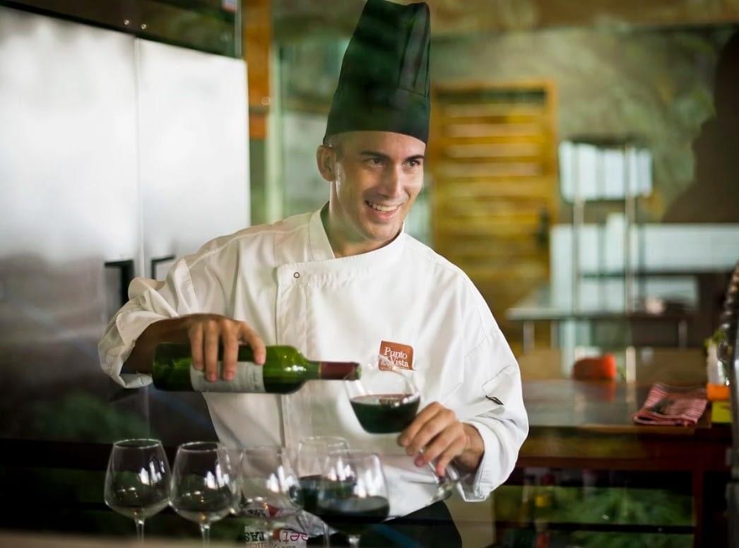 villa punto de vista private chef