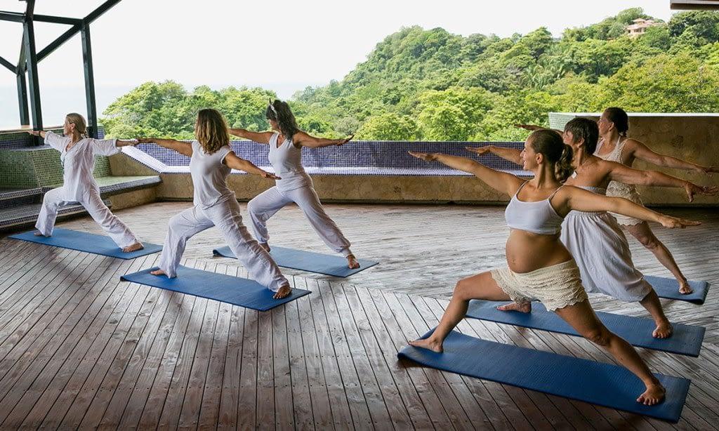Yoga & Pilates Classes