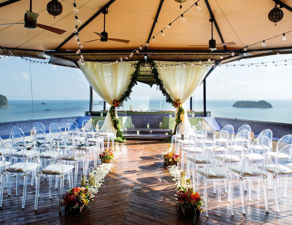 costa rica weddings manuel antonio