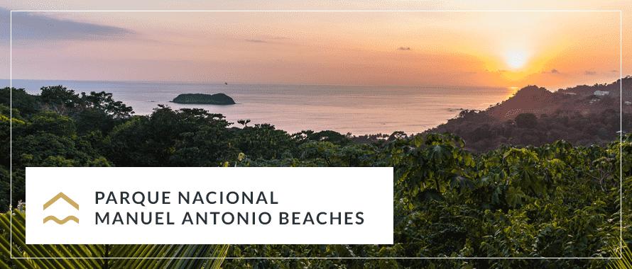 Parque Nacional Manuel Antonio Beaches