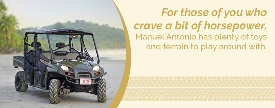 off road tours in manuel antonio