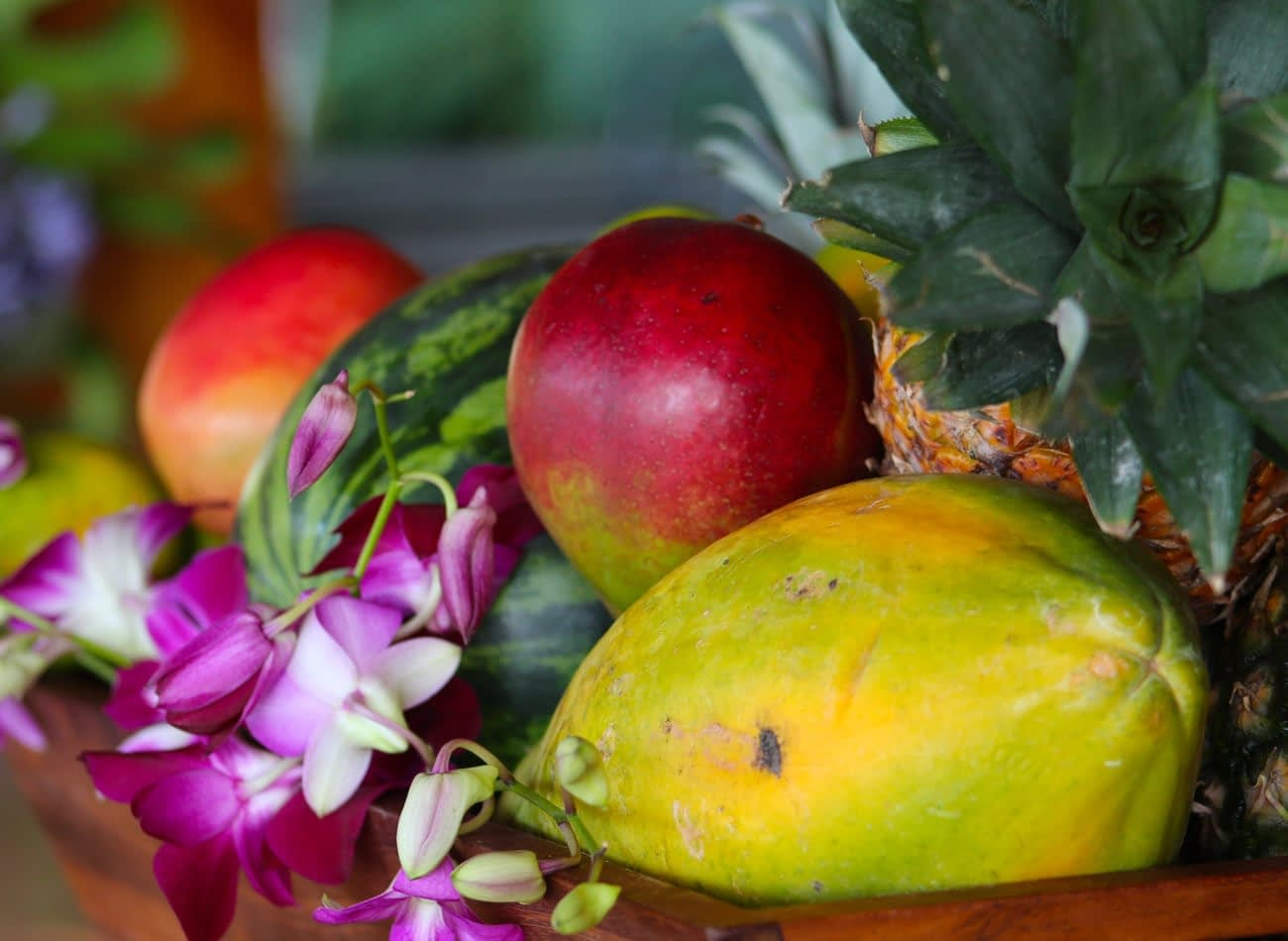 complimentary breakfast at luxury costa rica vacation home