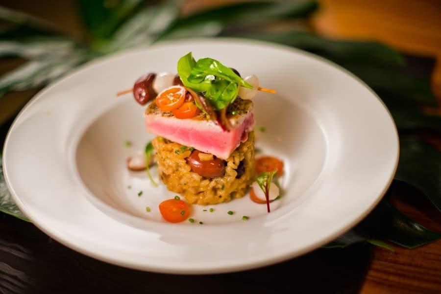 luxury dining at villa punto de vista private chefs