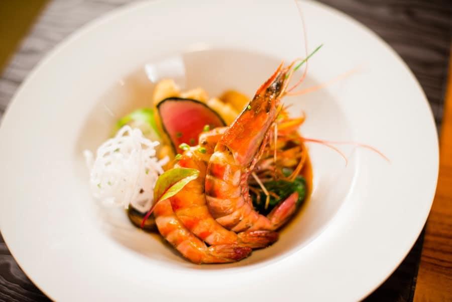 villa punto de vista luxury meals