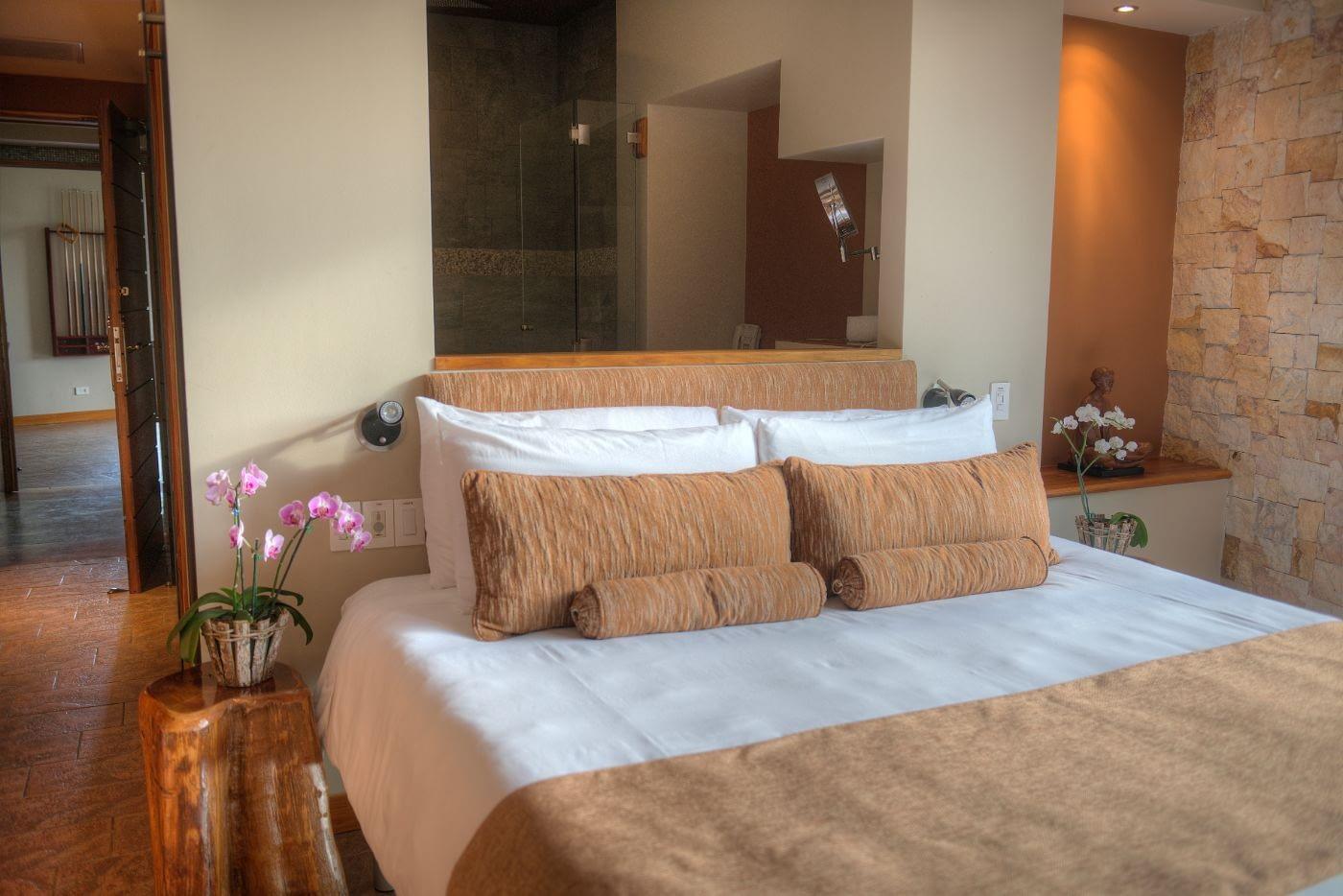 luxury villa suites amber room villa punto de vista