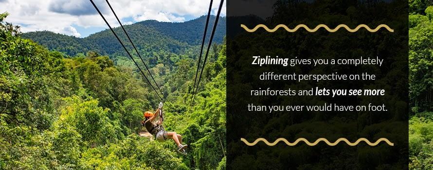 costa rica in 5 days zipline tour