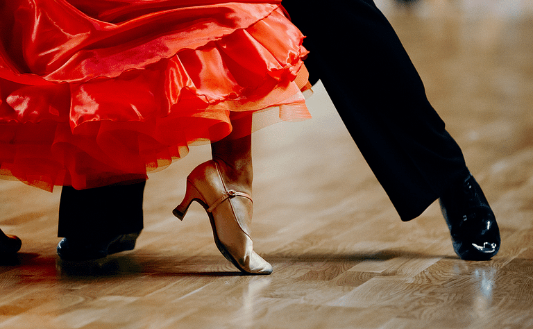 latin dancing classes at luxury costa rica vacation home
