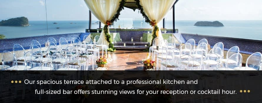 large wedding venues in costa rica
