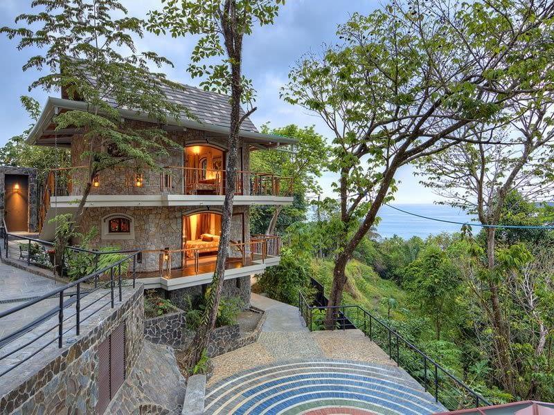 Villa Punto De Vista – 10 BR