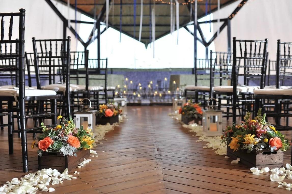 planning costa rica wedding at luxury villa