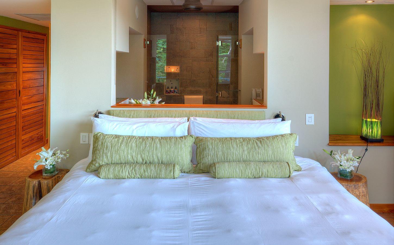 green room suite in villa punto de vista luxury villa