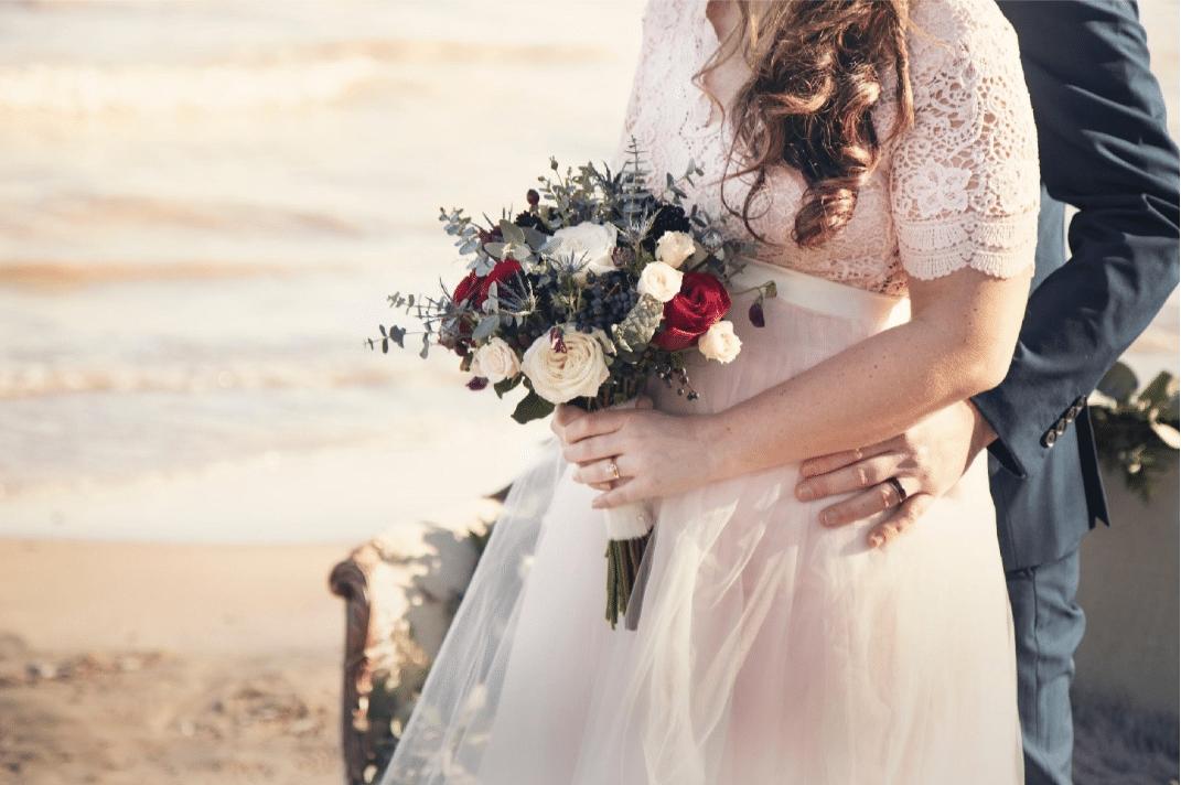 beach wedding groom grooming tips