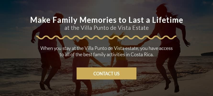 what to do in costa rica with family
