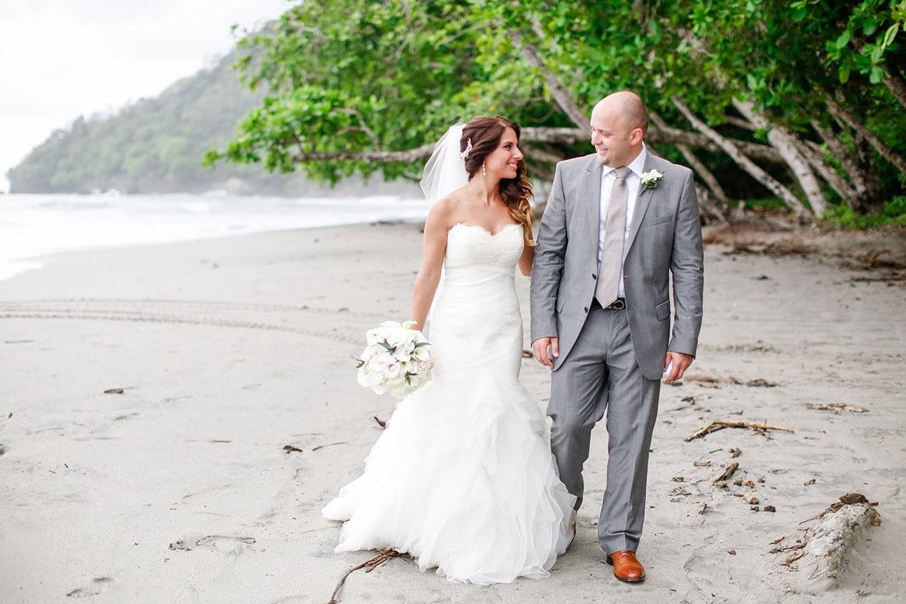 villa punto de vista luxury wedding on the beach