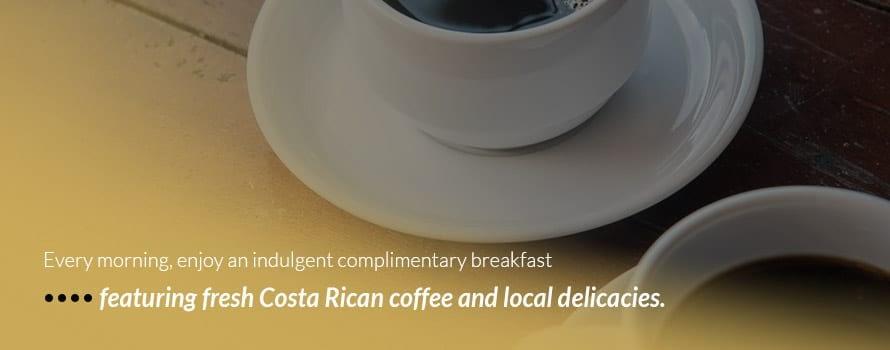 Costa Rica Villa with Complimentary Breakfast