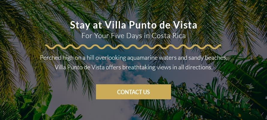 costa rica itinerary 5 days