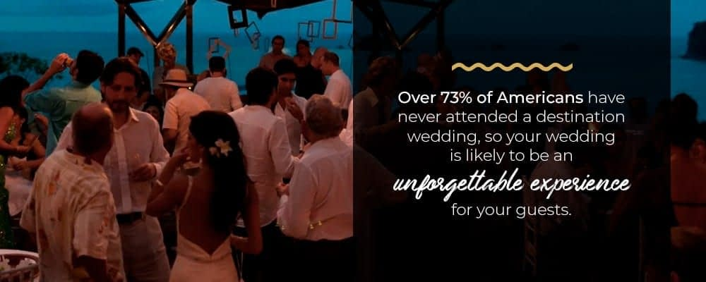 reasons to have wedding in luxury villa