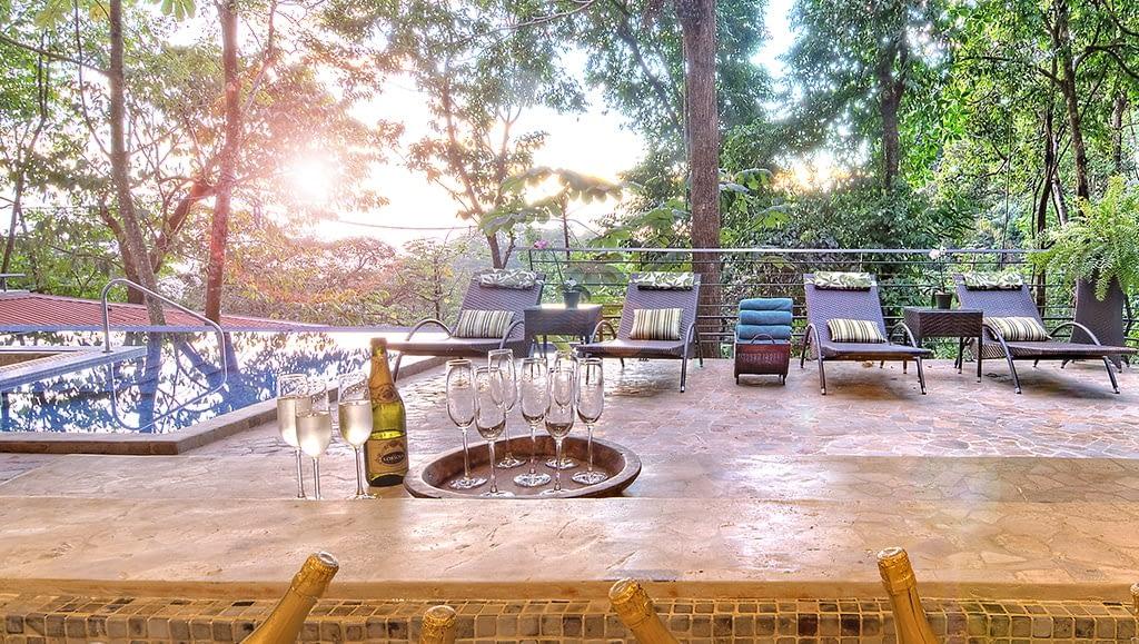 manuel antonio luxury villas with pool