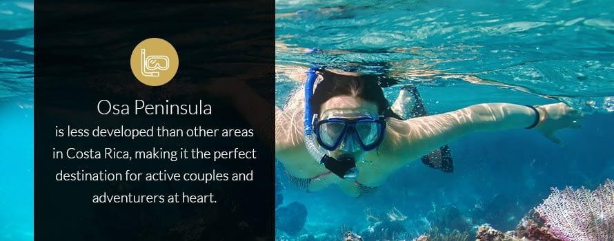 Osa Peninsula Costa Rica destination wedding