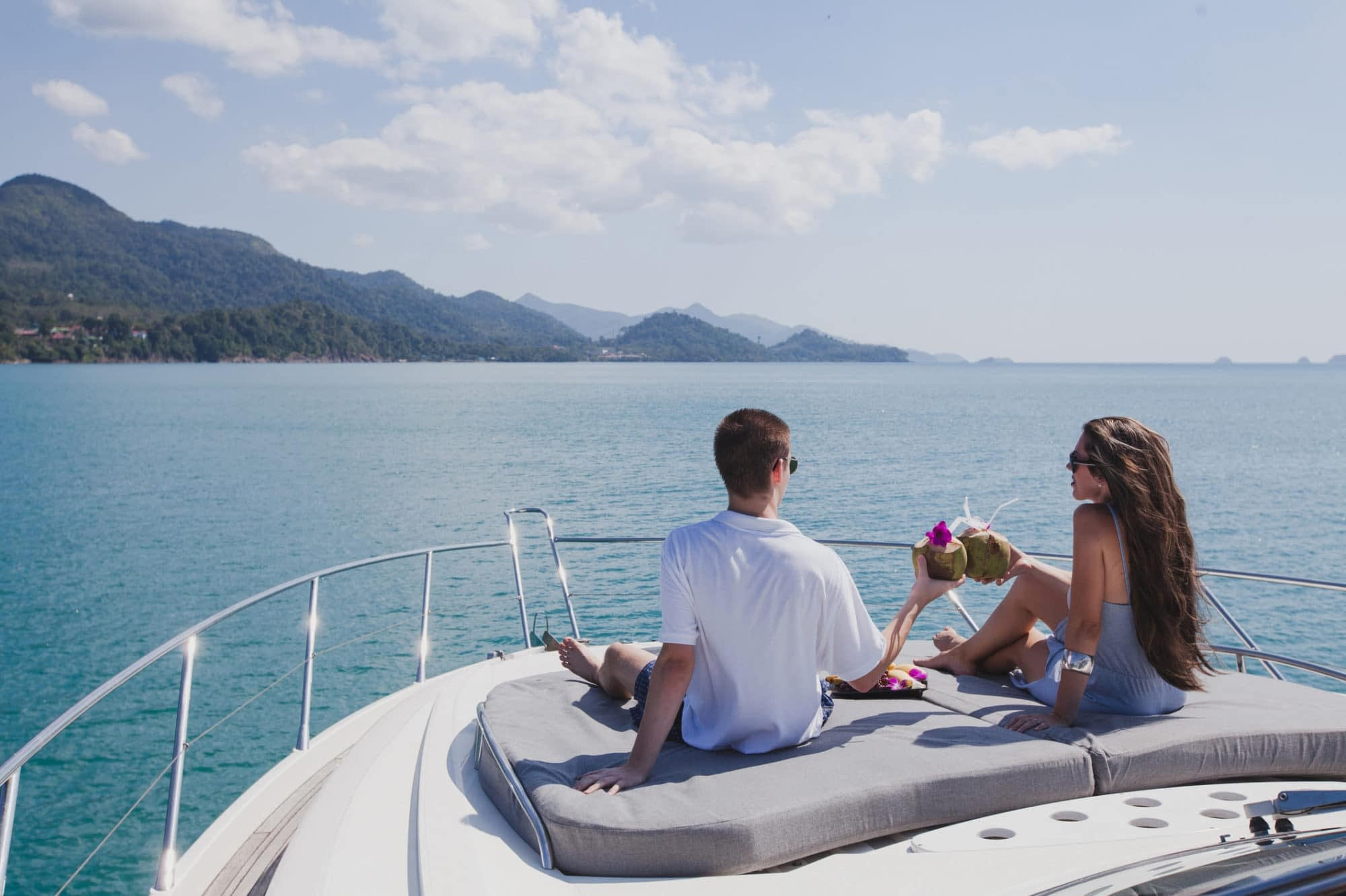 villa services - yacht charter
