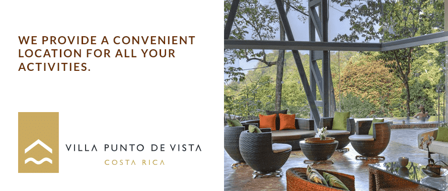Convenient Location for 7-Day Costa Rica Vacation