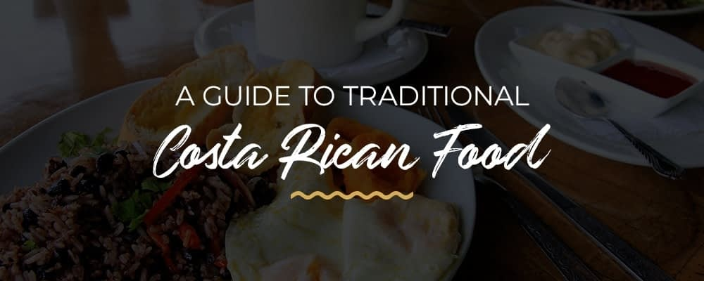 guide to traditional costa rican food